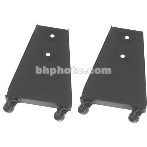 Altman 2 Heavy Duty Floor Trunnions with Casters for 520 CFT-HD