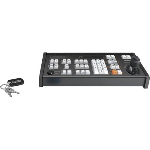American Dynamics Full-Function CCTV System Keyboard AD2089R
