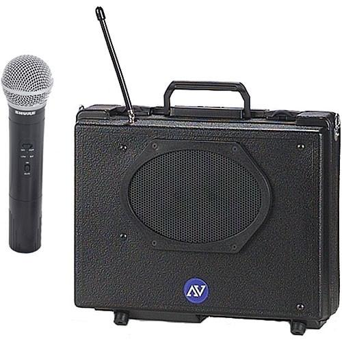 AmpliVox Sound Systems SW223 Wireless Audio Portable Buddy SW223