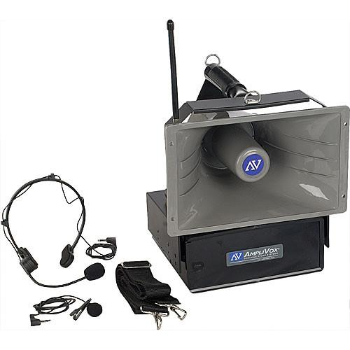 AmpliVox Sound Systems SW610A Half-Mile Hailer Wireless SW610A