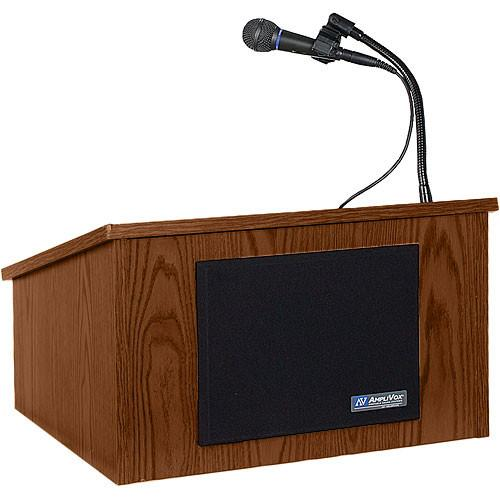 AmpliVox Sound Systems Wireless Tabletop Lectern SW250-WT-HH