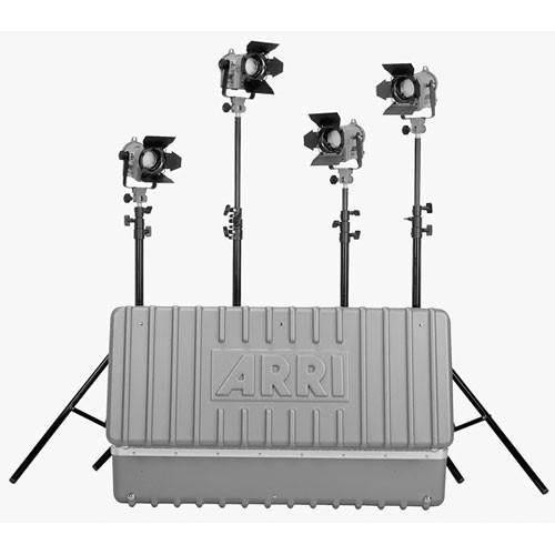 Arri  Fresnel 150W Four-Light Kit LK.0005638