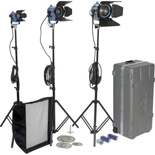 Arri  Softbank D1 Three-Light Kit LK.0005645