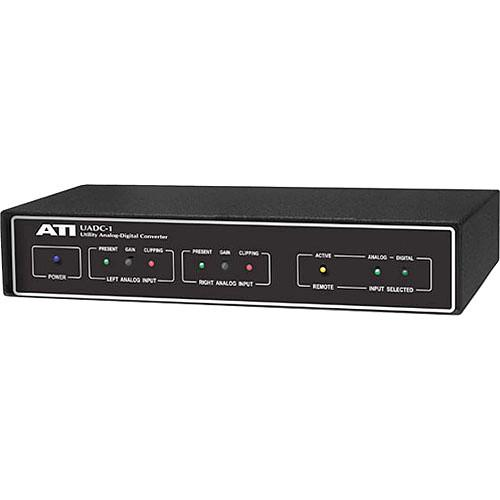 ATI Audio Inc UADC-1 Analog to Digital Converter UADC-1