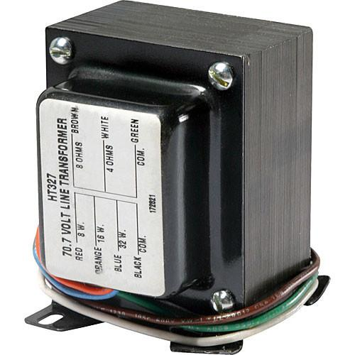 Atlas Sound  HT327 - 32W, 70.7V Transformer HT327