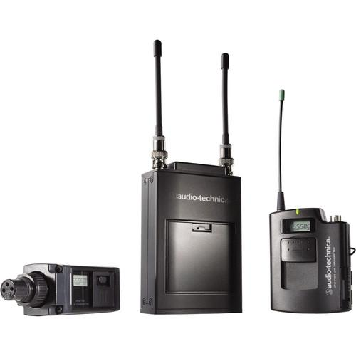 Audio-Technica ATW-1813D Wireless Microphone System ATW-1813D