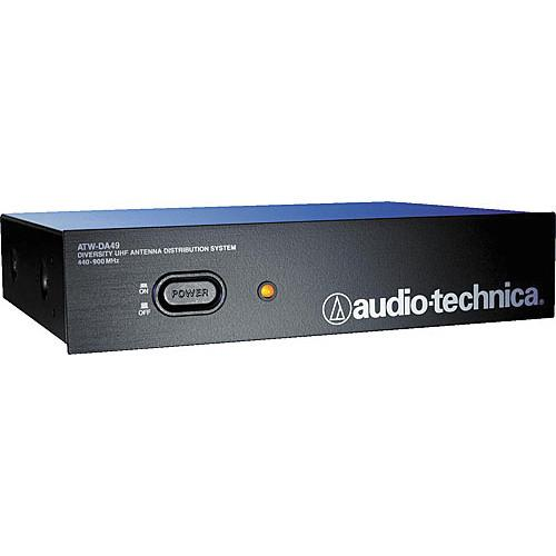 Audio-Technica ATW-DA49 UHF Antenna Distribution System ATW-DA49
