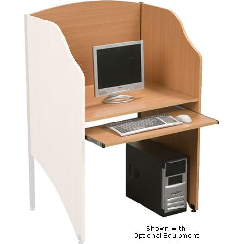 Balt  Add-a-Carrel, Model 89831 (Teak) 89831