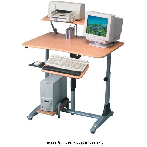 Balt Ergo E. Eazy Ergonomic Adjustable Workstation 82493M
