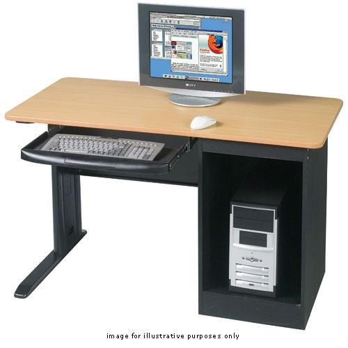 Balt LX-48 Single Station Workstation, Model 89843 (Teak) 89843