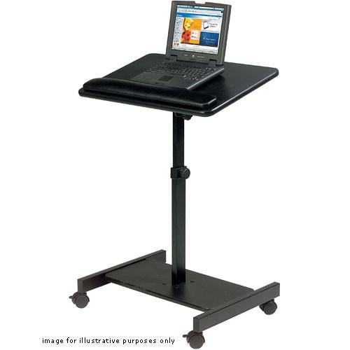 Balt Scamp Speaker Stand, Model 43062 (Black) 43062