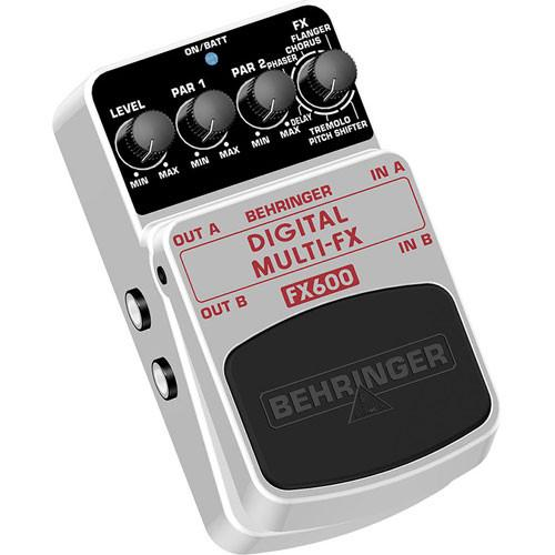Behringer  FX600 Digital Multi-Effect Pedal FX600