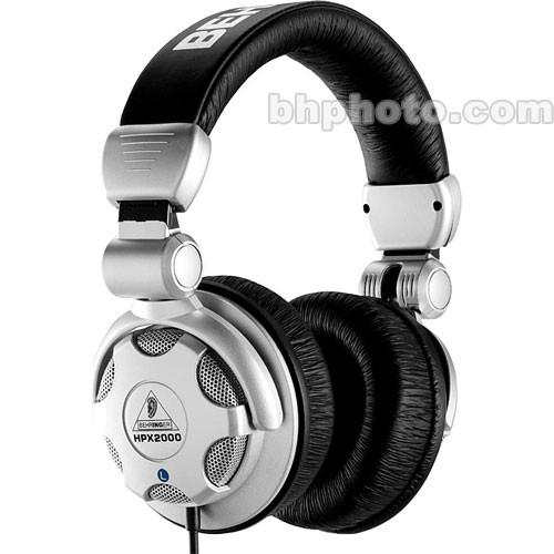 Behringer HPX2000 High-Definition DJ Headphones HPX2000