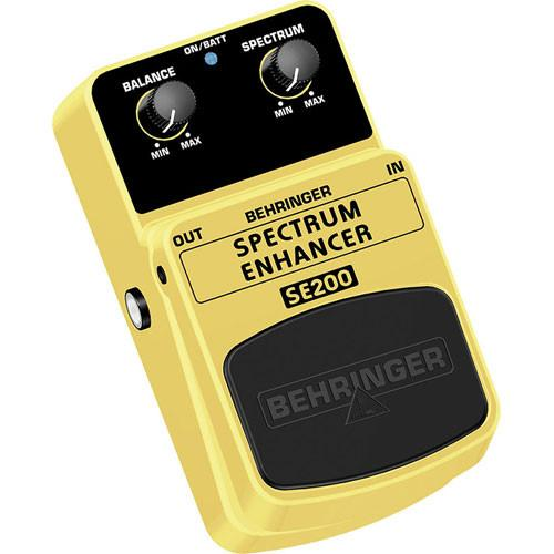 Behringer  SE200 Sound Enhancement Pedal SE200