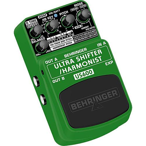 Behringer ULTRA SHIFTER/HARMONIST US600 Ultimate Pitch US600