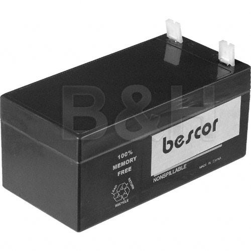 Bescor  LCR-12V34 Replacement Cell Pack LCR12V34