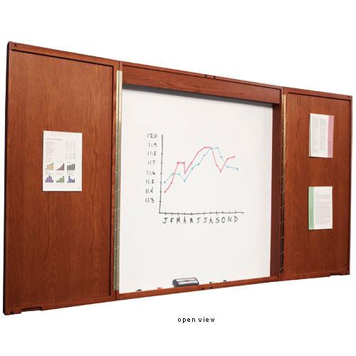 Best Rite Enclosed Conference Room Cabinet, Model 20631 20631