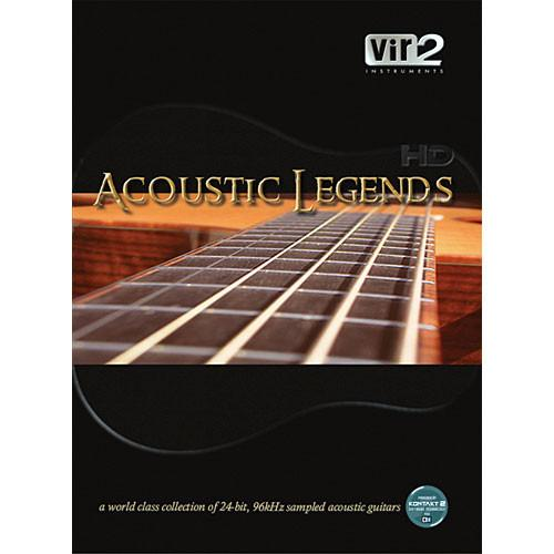 Big Fish Audio Acoustic Legends HD Virtual Instrument ACLG1-P