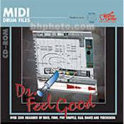 Big Fish Audio Dr. Feelgood - MIDI Drum Loop CD-ROM DRFG1-