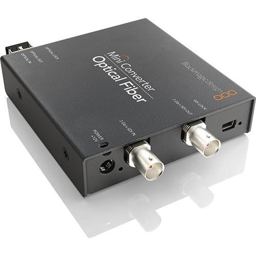 Blackmagic Design Mini Converter Optical Fiber CONVMOF