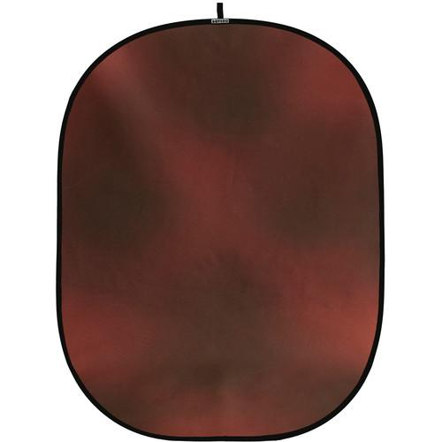 Botero #019 CollapsibleBackground (5x7') (Brown, Red) C01957