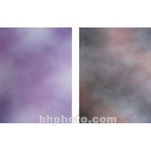 Botero 812 Double Sided Muslin Background, 10x12' - Violet,