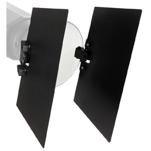 Bowens  Clip-On Two-Leaf Barndoor Set BW-1869
