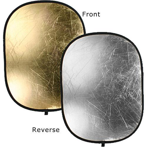 Bowens Oval Reflector Disc - 36x48
