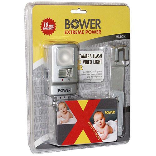 Bower VL10K Twin Light Video Light/Flash Kit VL10K