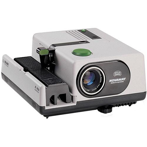 Braun Novamat E150 Auto-Focus 35mm Slide Projector 070108