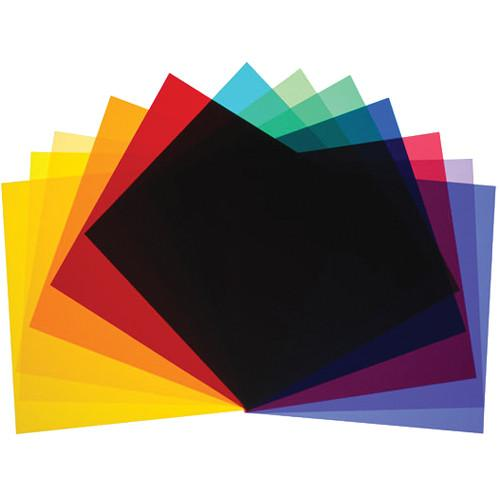 Broncolor Color Filters for P65, 45 Reflectors B-33.306.00