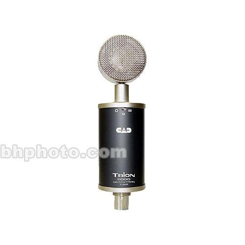 CAD Trion 8000 Multi-Pattern Condenser Tube Microphone TRION