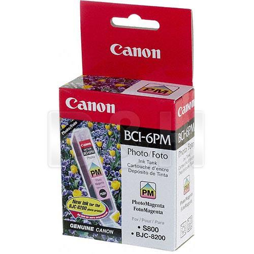 Canon  BCI-6PM Photo Magenta Ink Tank 4710A003