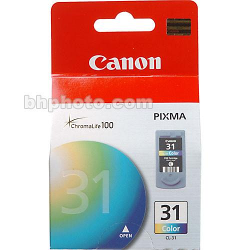 Canon  CL-31 Tri-Color Ink Tank 1900B002