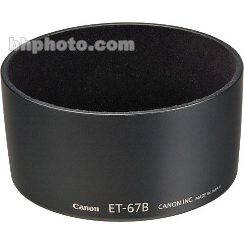 Canon ET-67B lens Hood for EF-S 60mm f/2.8 0343B001