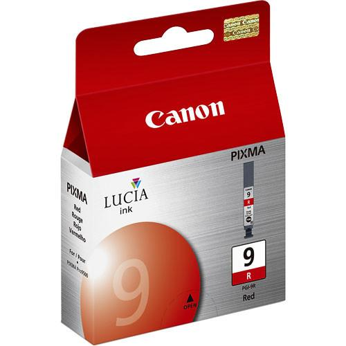 Canon  LUCIA PGI-9 Red Ink Tank 1040B002