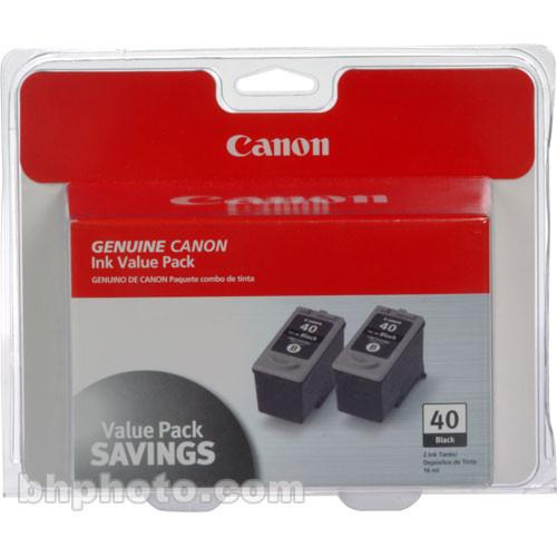 Canon  PG-40 Black Ink for iP1600 (2) 0615B013