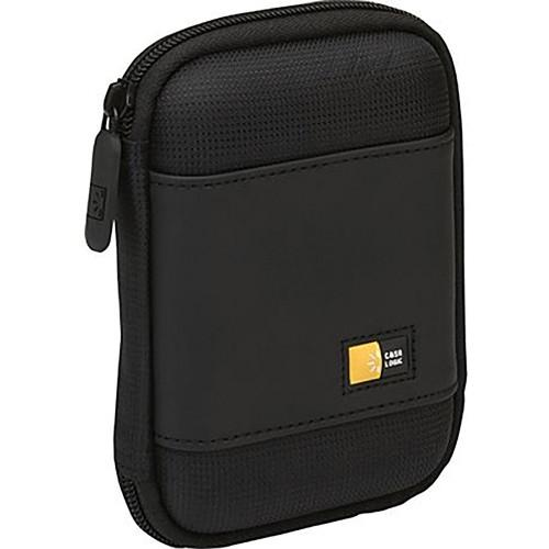Case Logic Compact Portable Hard Drive Case PHDC-1-B