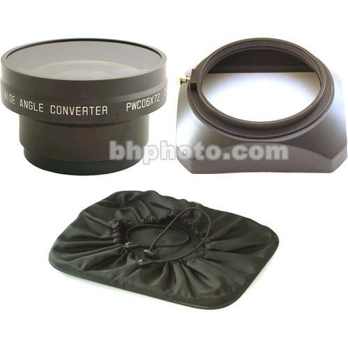 Cavision 0.6x Industrial Wide Angle Converter Lens PWC06X72P