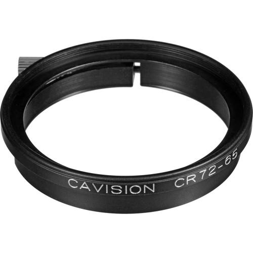 Cavision CR72-65 Clamp-On / Step Up Ring - 65mm Clamp to CR72-65