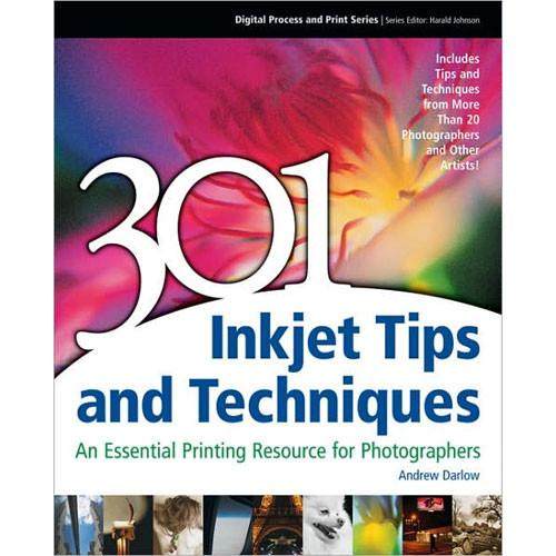 Cengage Course Tech. Book: 301 Inkjet Tips and 978-1598632040