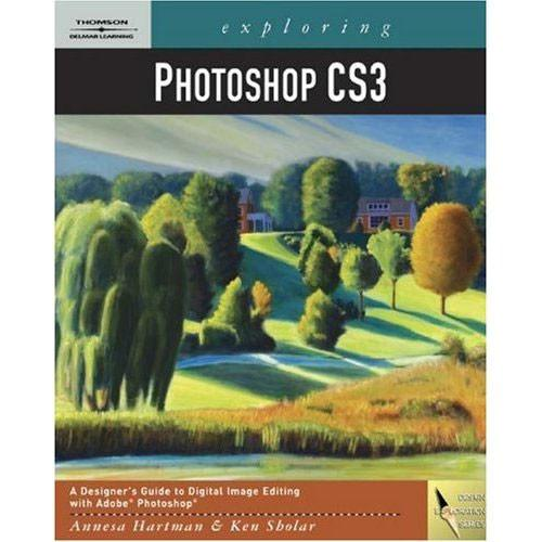 Cengage Course Tech. Book: Exploring Photoshop CS3 1418052590