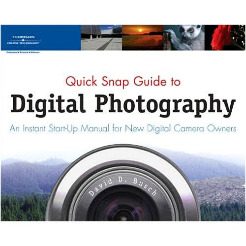 Cengage Course Tech. Book: Quick Snap Guide to 978-1-59863-335-1