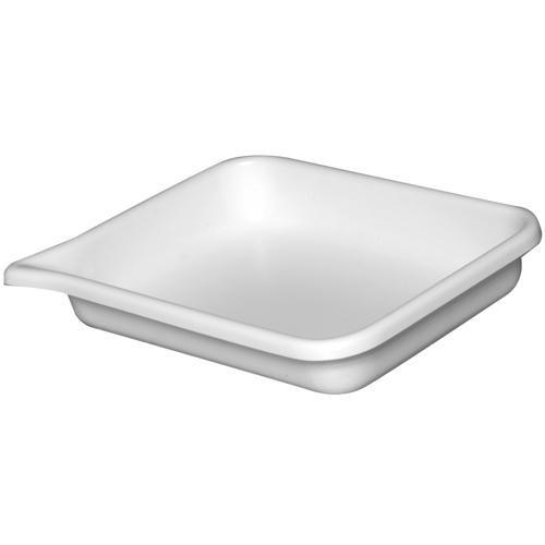 Cescolite Heavy-Weight Plastic Developing Tray (White) - CL1620T