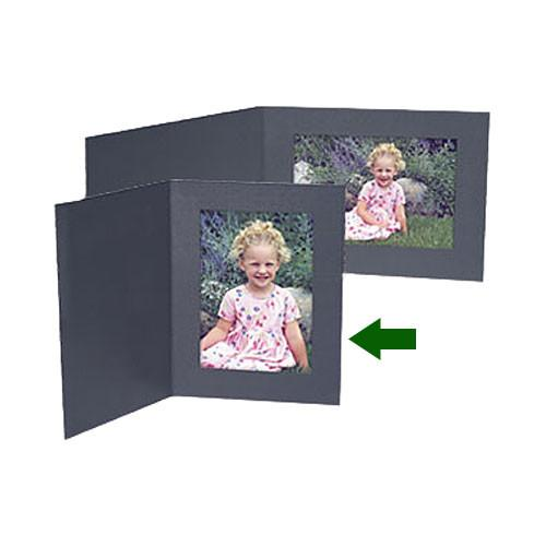 Collector's Gallery Contemp. Black Portrait Folder PF5400-810