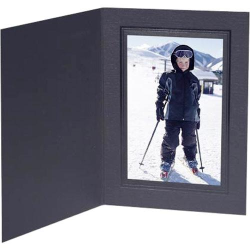 Collector's Gallery Conventional Black Portrait Folder PF5200-57