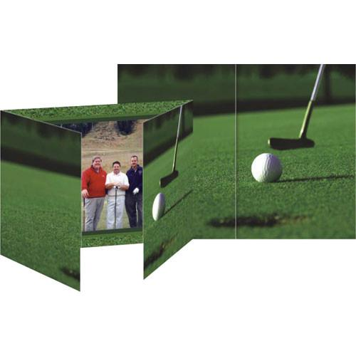 Collector's Gallery Gate Event Golf Photo Folder, 4 x PF5854H
