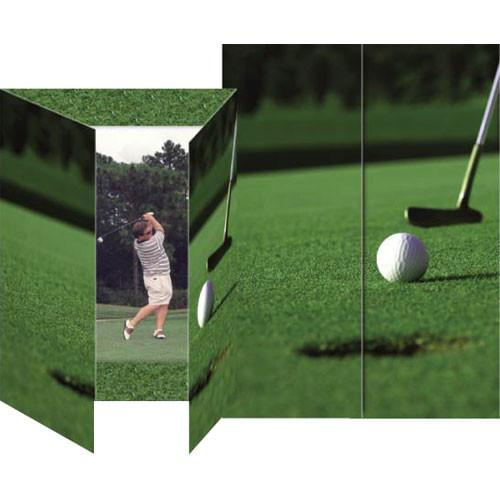 Collector's Gallery Gate Event Golf Photo Folder, 5 x PF5850V