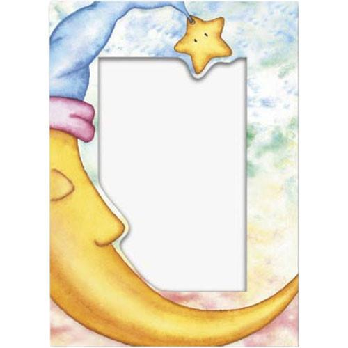Collector's Gallery Photo Insert Bedtime Moon Card PC6277