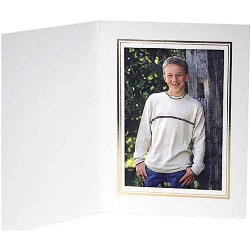 Collector's Gallery White Classic Portrait Folder PF5510-45